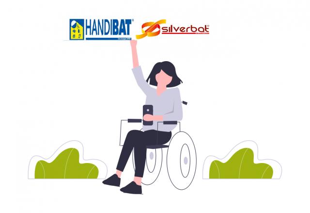 Faire rénover une salle de bains pour une personne à mobilité réduite à Toulon : SilverBat / HandiBat